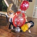 Stufferballon echtpaar ballonfiguur