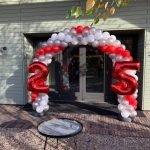 Ballonnenboog 25 getrouwd
