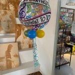 bubble ballon verjaardag