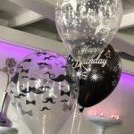 Tros heliumballonnen man verjaardag
