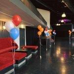 Trossen heliumballonnen koningsdag Theater de Storm