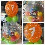 Stufferballon verjaardag